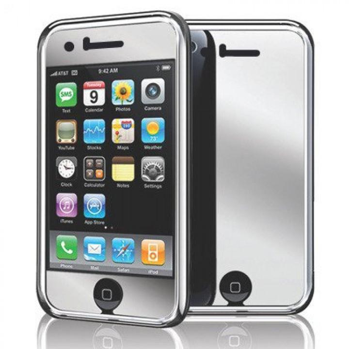 Защитная пленка для Apple iPhone 3gs ( зенкальная )