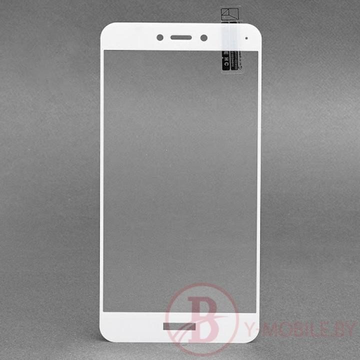 Защитное стекло Huawei Honor 8X (JSN-L21) 5D Белый