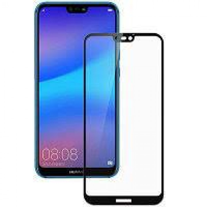 Защитное стекло Huawei Honor 9 (stf-al00, stf-al10, stf-al09) 5D черный