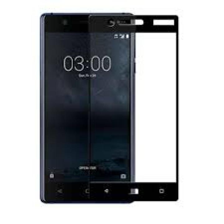 Защитное стекло Nokia 2.1 5D черный