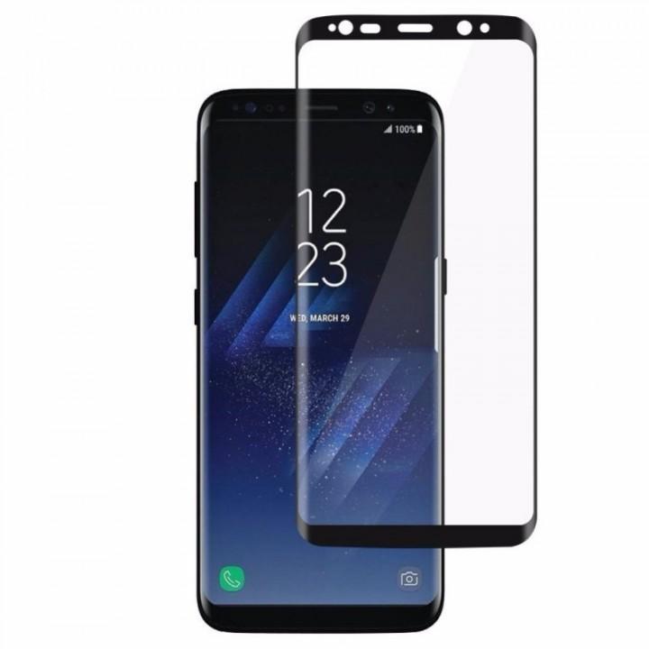 Защитное стекло Samsung Galaxy s9 (SM-G960FD) черный 5D