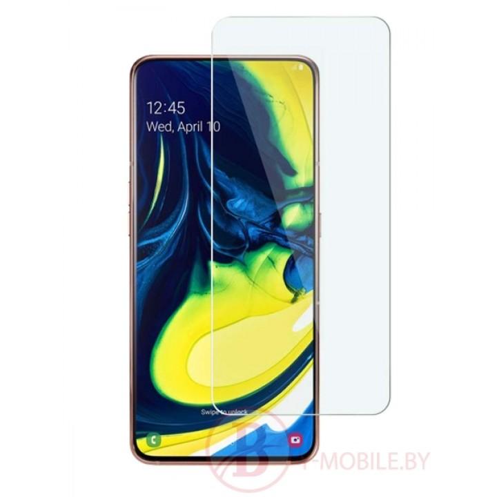 Защитное стекло Samsung Galaxy A80 0.26 mm