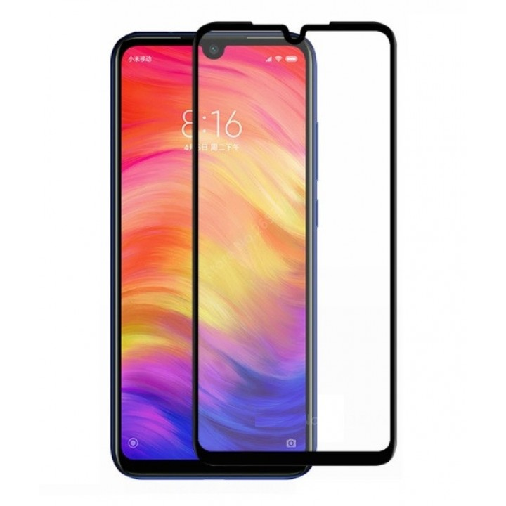 Защитное стекло Xiaomi Xiaomi Mi Play 5D черный