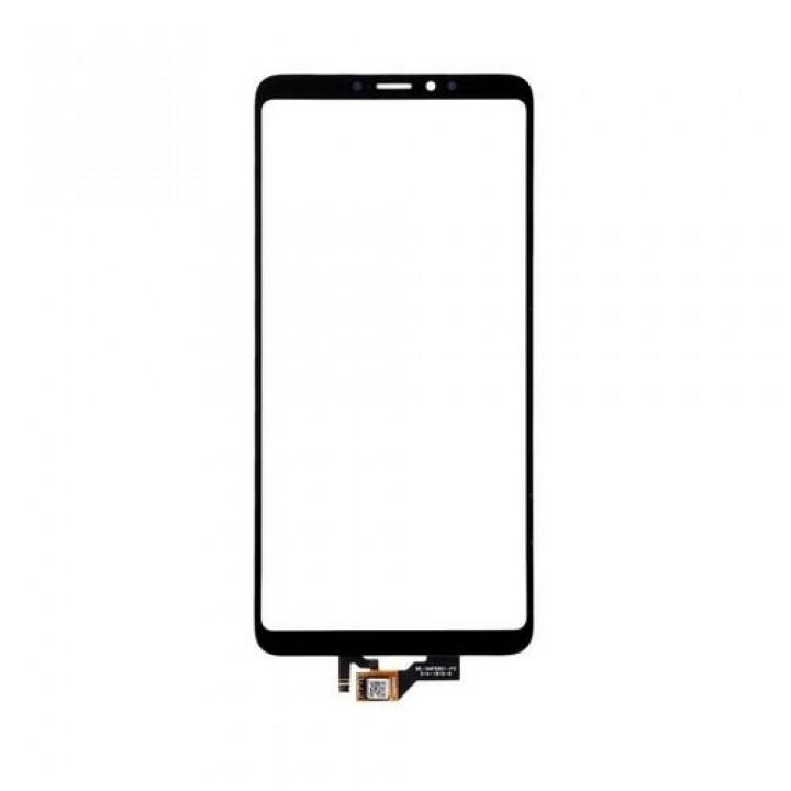 Защитное стекло Xiaomi Mi Max 3 5D черный