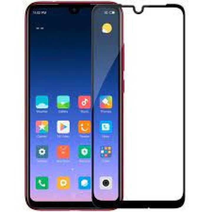 Защитное стекло Xiaomi Redmi 7 (черный) 5d